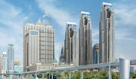 Polypipe wins Habtoor City