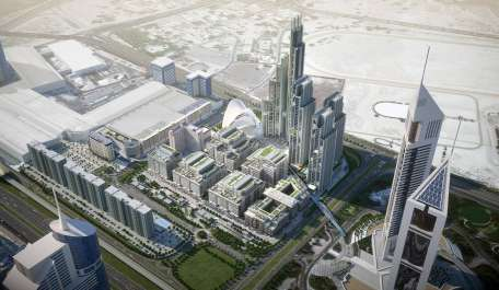Polypipe is the number one choice for new Trade Centre development