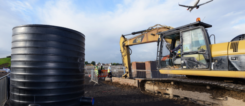 Ports & Harbour Drainage Pipes