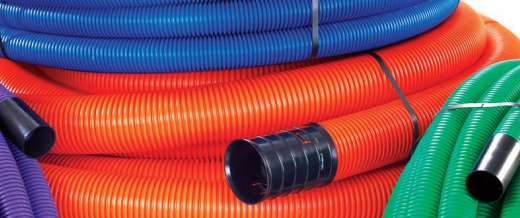 Coiled Ducting
