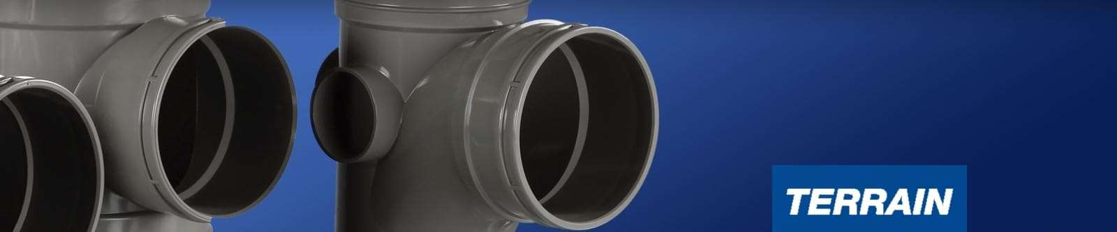 Polypipe Terrain commercial and public buildings drainage and supply pipe systems PVC