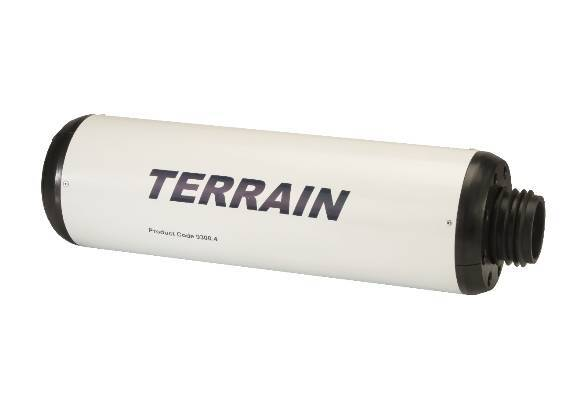 Terrain P.A.P.A® (Positive Air Pressure Attenuator) for commercial and public buildings
