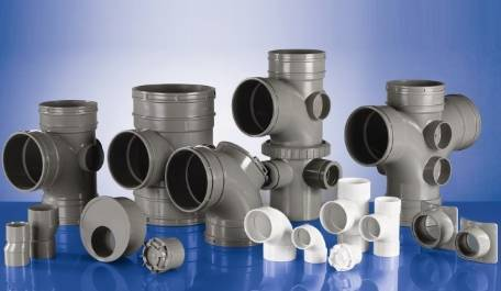 Terrain soil and waste plastic pipe systems for the commercial market from Polypipe